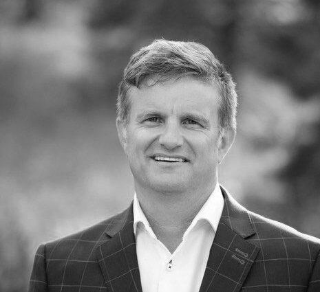Peak Renewables sales and marketing director Stephen Tolnai