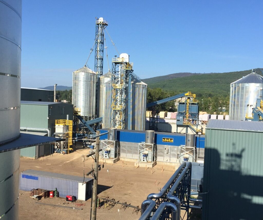 biomass plant in fort nelson british columbia